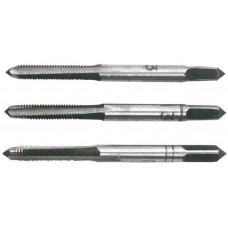 Метчики вольфрамовые M12 3 шт. DIN 352, Topex