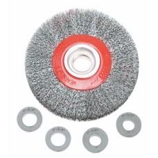 Щетка проволочная дисковая 200мм