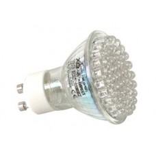 Лампа светодиодная 42 LED с фотоэлементом