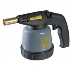 Лампа паяльная газовая с пьезозажиганием, позволяет работать в любом положении, Topex