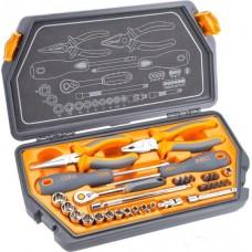 Набор инструмента 33 части, Neo