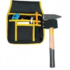 Карман для инструмента, 4 гнезда, петля для молотка, Topex