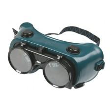 Очки защитные газосварочные с клапанами Topex