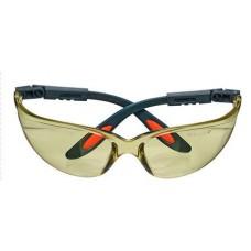 Очки защитные, желтые, нейлоновые регулируемые дужки NEO