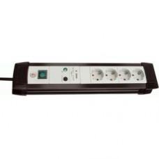 Сетевой фильтр Premium-Line 1,8м, 4 розетки , с заземл 3500W/10A. макс. всплеск напряжения до 30000А