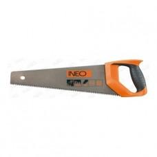 Ножовка по дереву 400 мм, 7TPI, PTFE, Neo