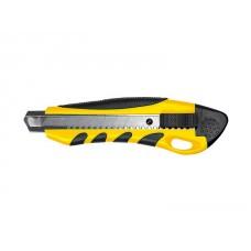Нож с сегментным отламывающимся лезвием 18 мм, Topex