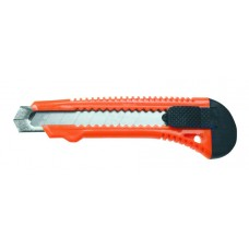 Нож с отламывающимся лезвием 18 мм,Top Tools